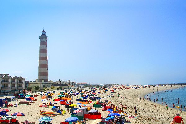 Les plages des Beiras , des plages, des plages encore des plages , Portugal