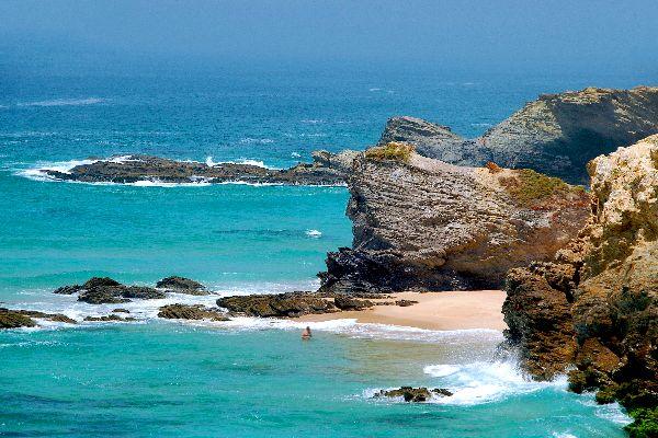 Les côtes de l'Alentejo , Toujours des plages , Portugal