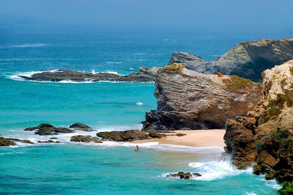 Las costas del Alentejo , Playas en todas partes , Portugal