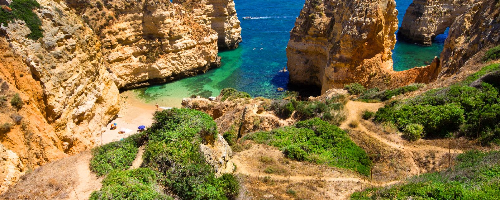 L'Algarve , On dirait le sud... , Portugal