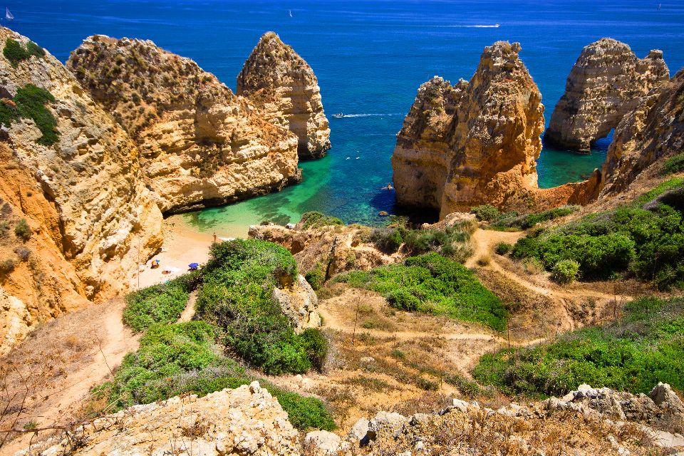 El Algarve , Diría que el sur... , Portugal