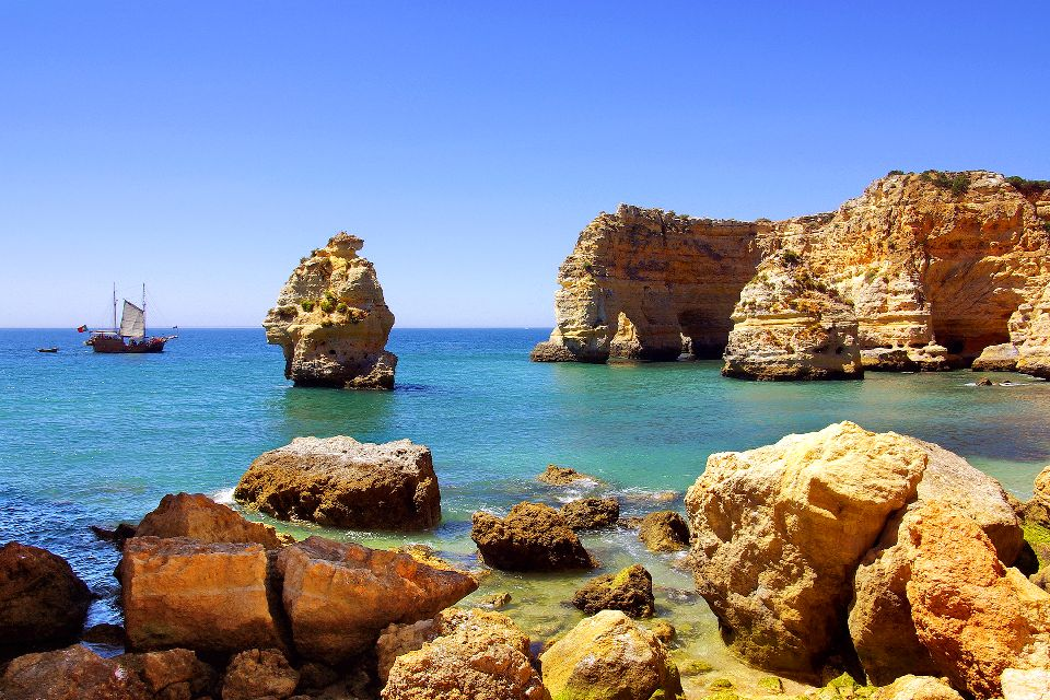 El Algarve , Portugal