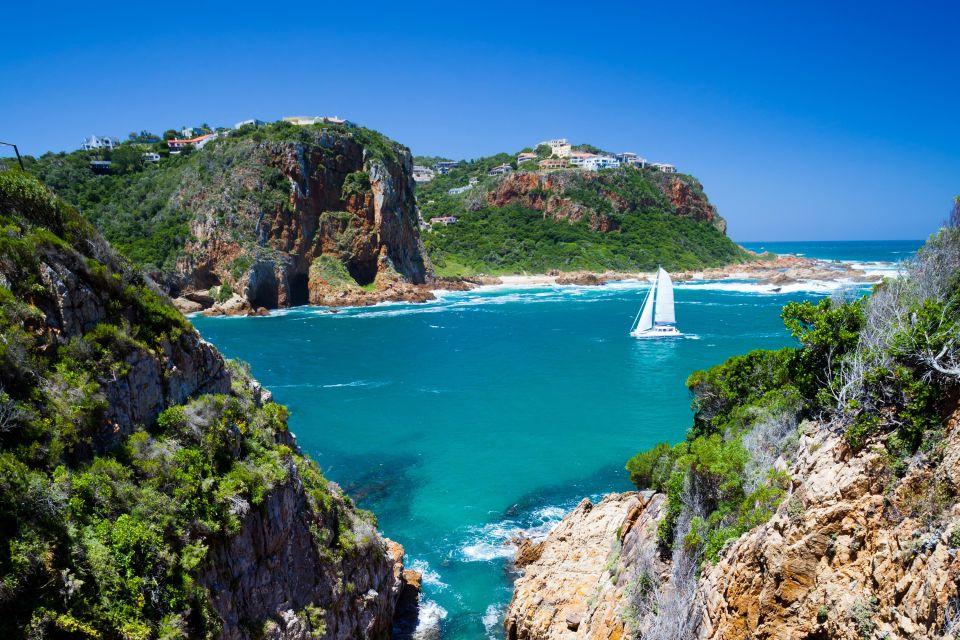 La Provincia del Capo, KwaZulu-Natal, I paesaggi, Sudafrica