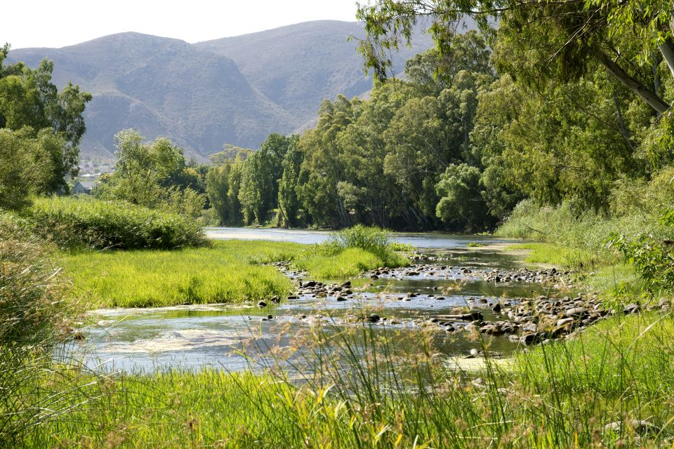 Les paysages, Breede River, cap-occidental, western cap, afrique, afrique du sud