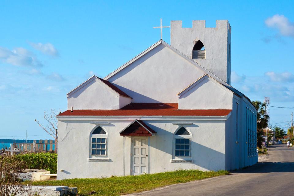 Eleuthera , Eine Reise nach Eleuthera , Bahamas
