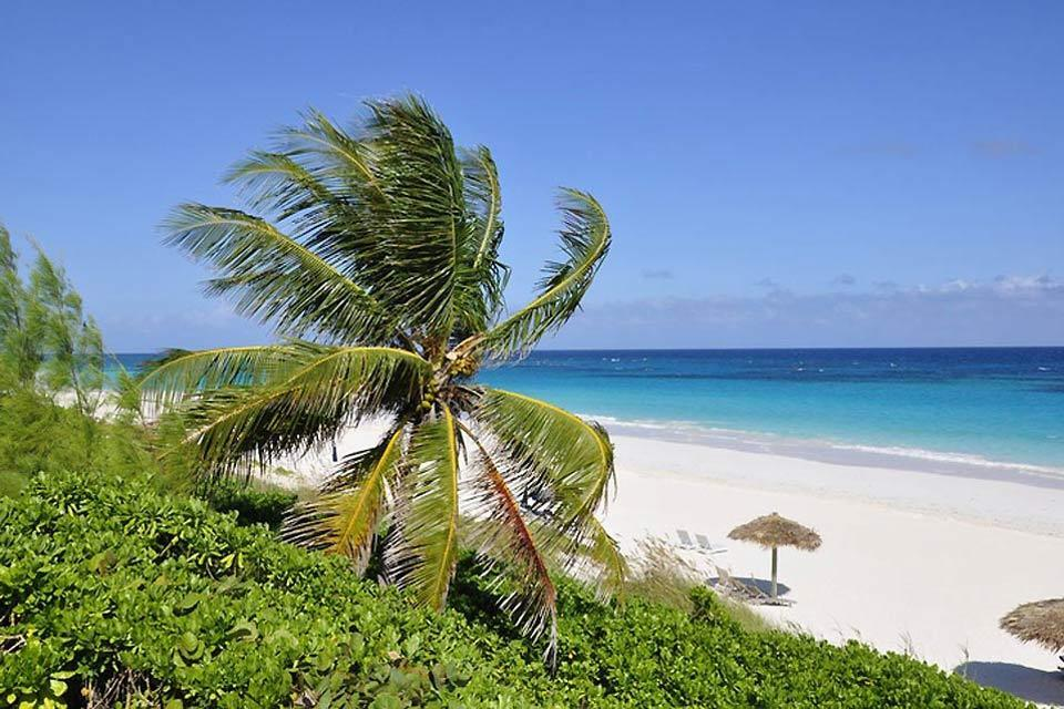 Eleuthera , Die Insel Eleuthera , Bahamas