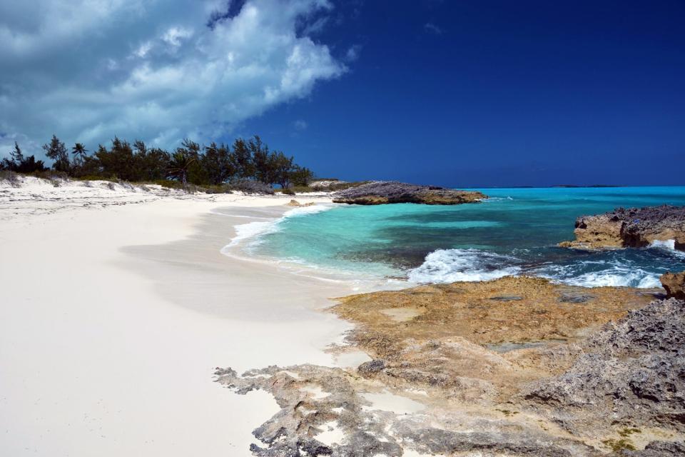 The Exumas , La poplazione delle Exumas , Bahamas