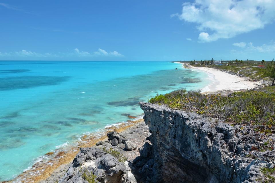 The Exumas , Exuma Land e Sea Park , Bahamas