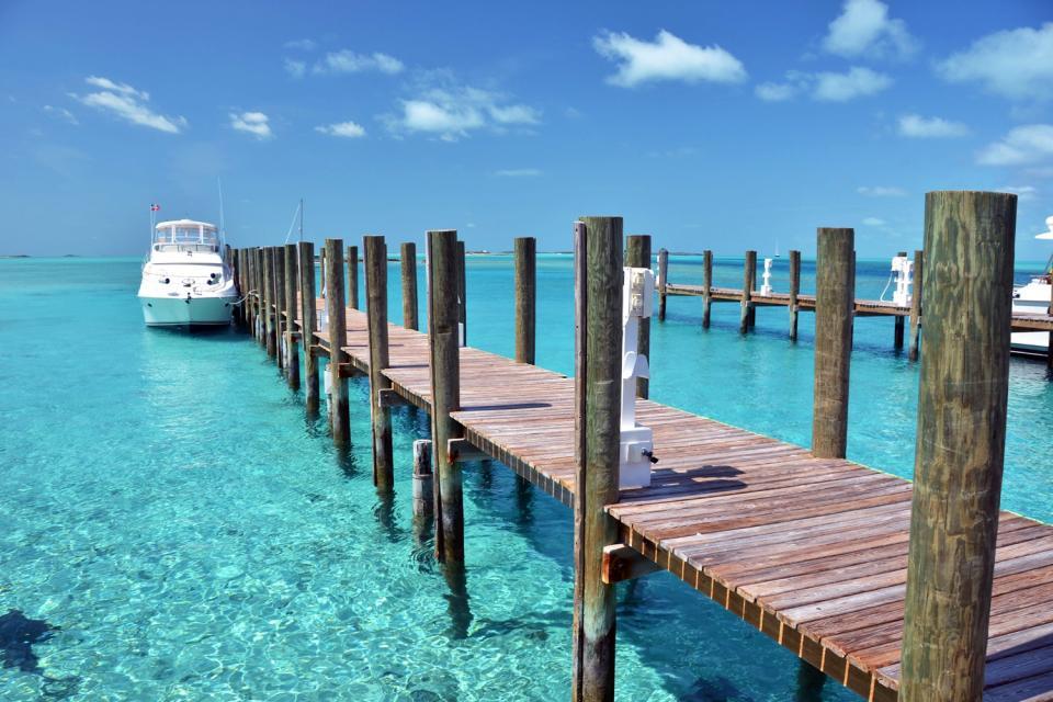 The Exumas , Le isole Exuma , Bahamas