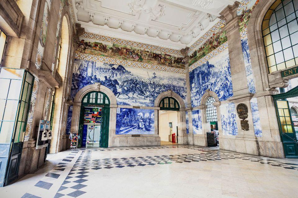 Gli azulejos , Altre axulejos , Portogallo