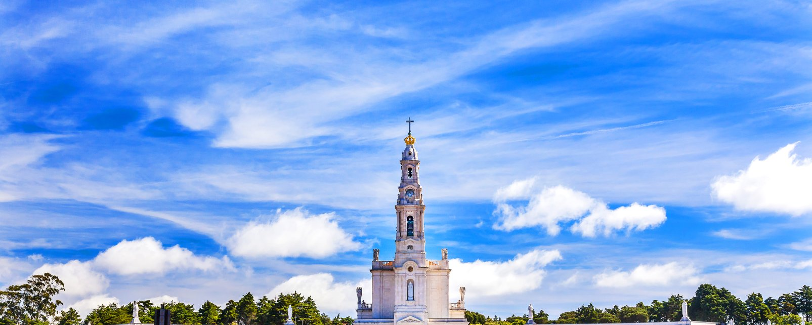 Fatima , Our Lady of Fátima Basilica , Portugal