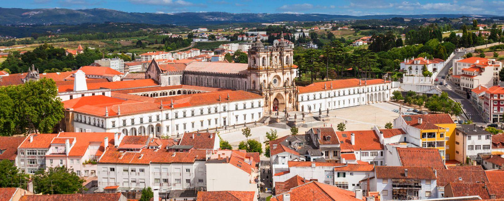 Monastère de Santa Maria à Alcobaça , Monastère de Santa Maria, Alcobaça , Portugal