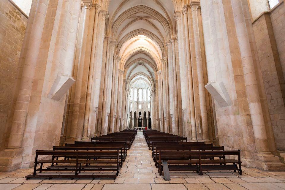 Monastère de Santa Maria à Alcobaça , Le monastère dans toute sa splendeur , Portugal