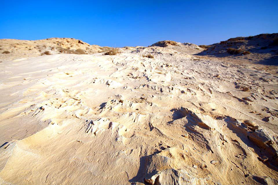 Le désert , Qatar