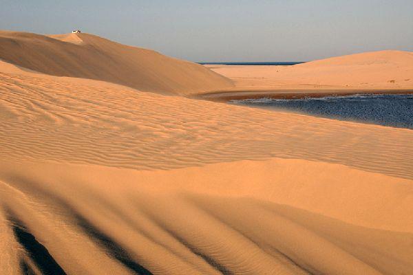 Khor Al Adaid, la mer intérieure , La mer intérieure , Qatar