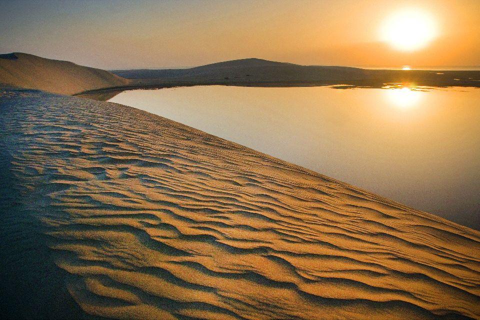 Das Binnenmeer , Katar