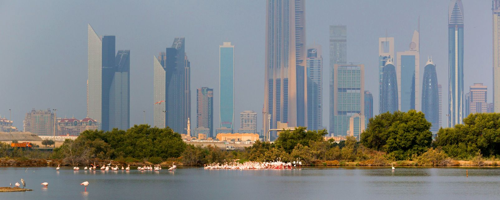 La ciudad costera de Al-Khor