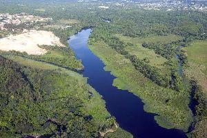 Los ríos , República Dominicana