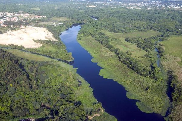 Die Flüsse , Dominikanische Republik