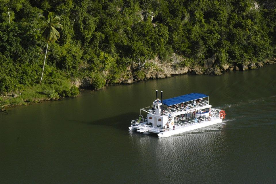 Les fleuves , Croisière sur le fleuve El Gato , République dominicaine