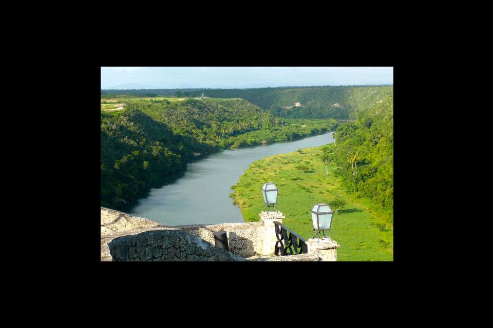 Les fleuves , Altos de Chavon , République dominicaine