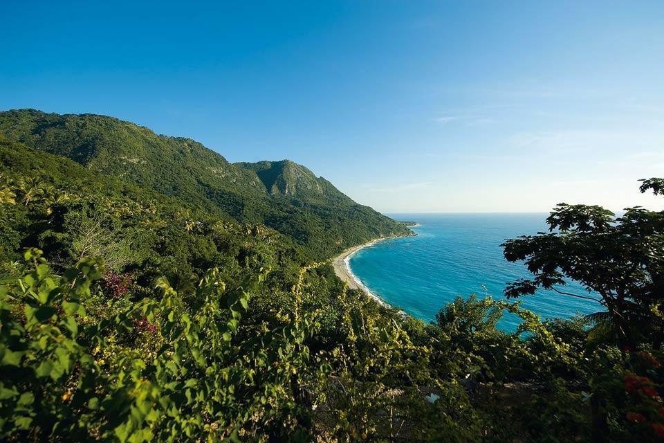 La côte sud-ouest , Un tourisme moins envahissant. , République dominicaine