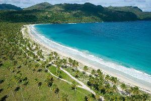 La côte d'Ambre au nord , La côte d'Ambre , République dominicaine