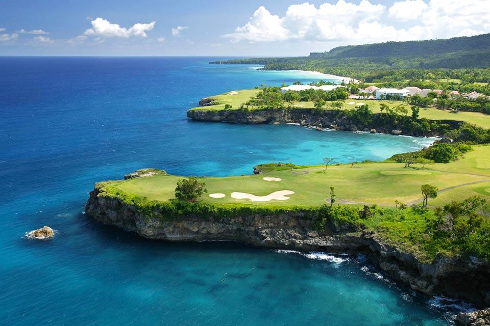 The Amber coast , Playa Grande Golf Course , Dominican Republic