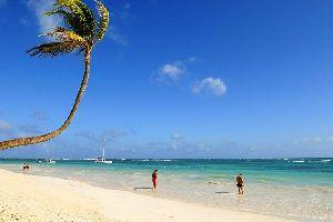 Punta Cana , Un paysage de carte postale , République dominicaine