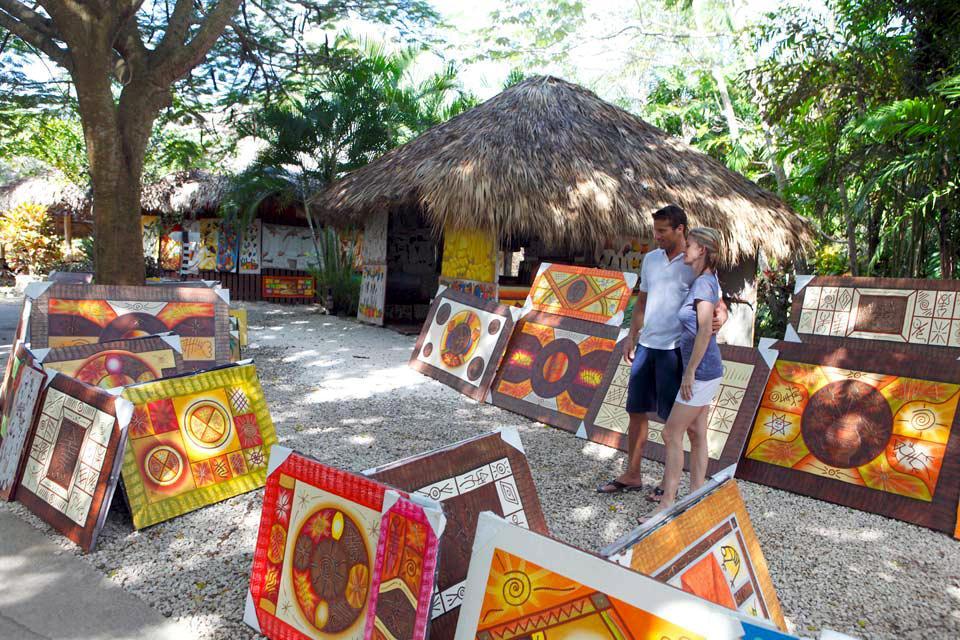 La peinture , République dominicaine