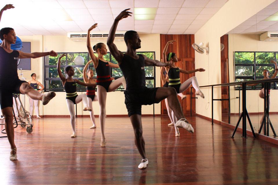 La musique , Cours de danse , République dominicaine