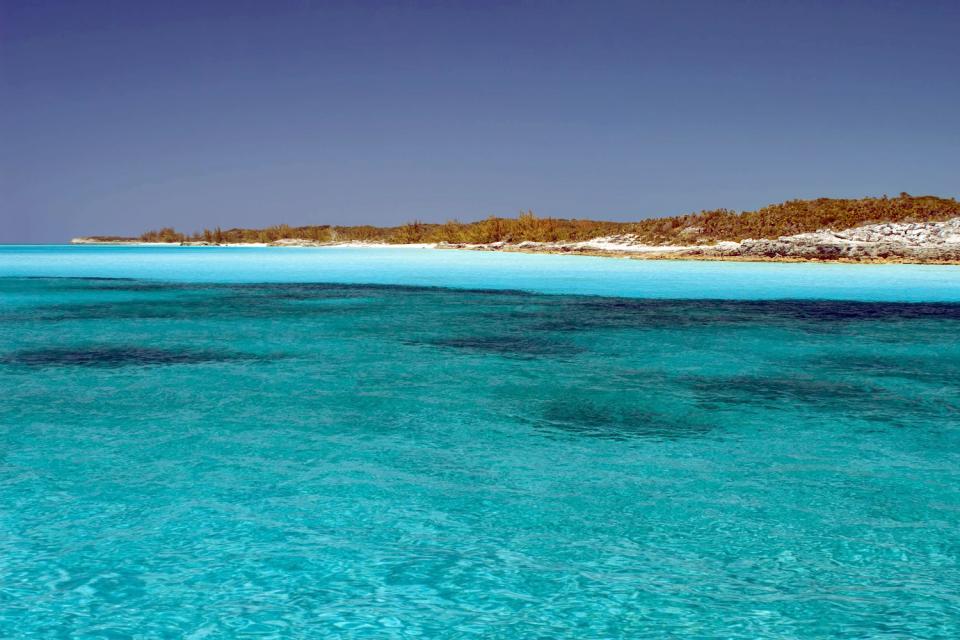 Cat Island , Bahamas
