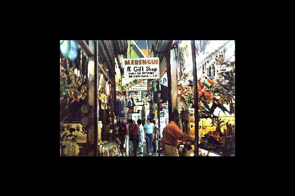 El mercado cubierto, Mercado Modelo , Un mercado único , República Dominicana
