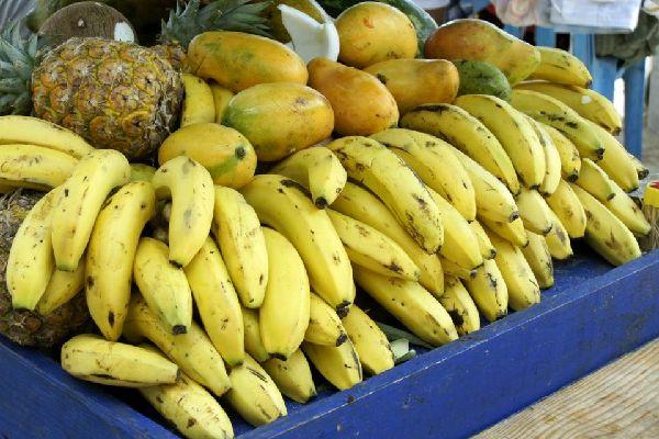 El mercado cubierto, Mercado Modelo , República Dominicana