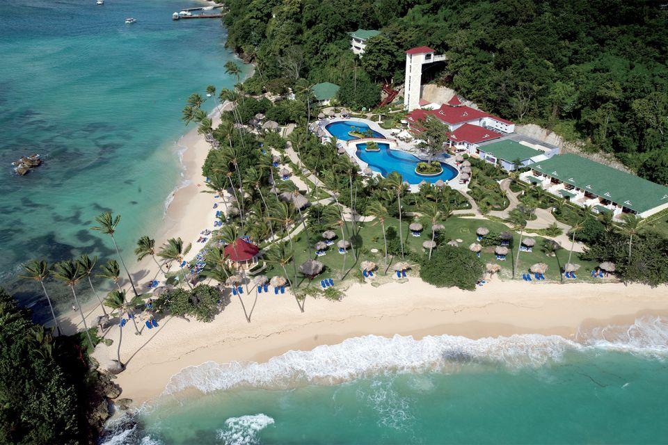 The Gran Bahia Principe Cayo Levantado, Cayo Levantado in Samana, Islands and beaches, Samana, Dominican Republic