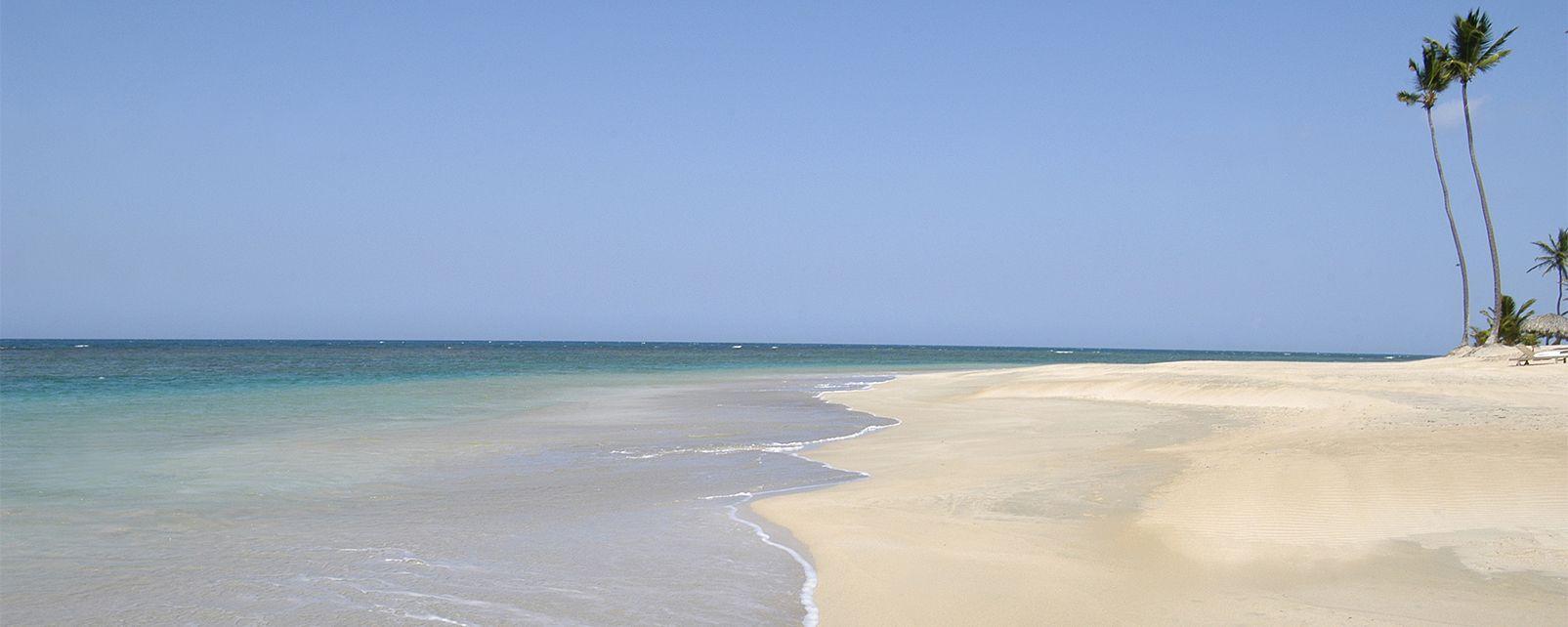 Playa Bavaro a Punta Cana, Playa Bavaro à Punta Cana, Le isole e le spiagge, Punta Cana, Repubblica Dominicana