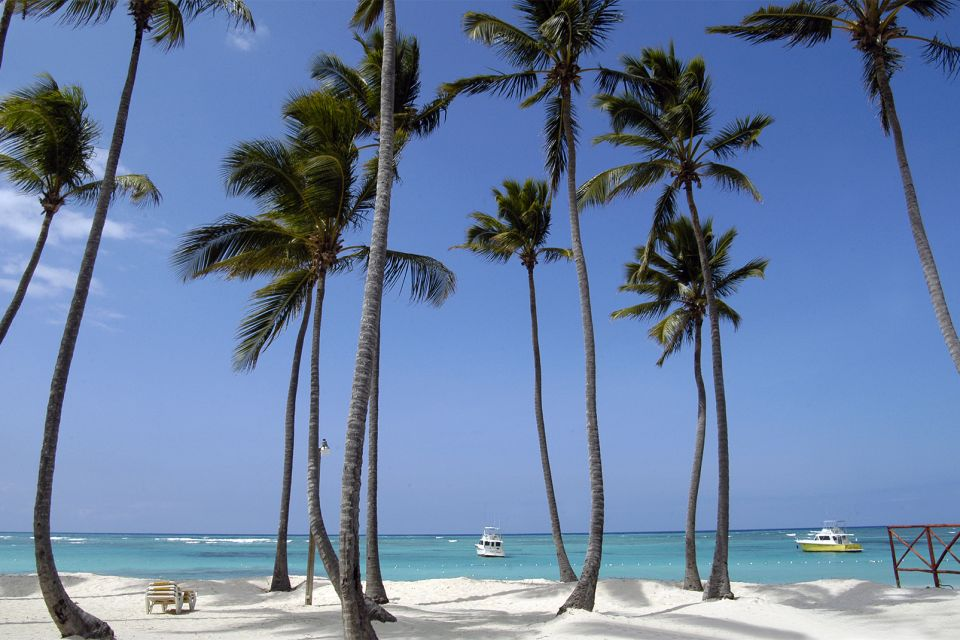 Bavaro Beach in Punta Cana, Playa Bavaro in Punta Cana, Islands and beaches, Punta Cana, Dominican Republic