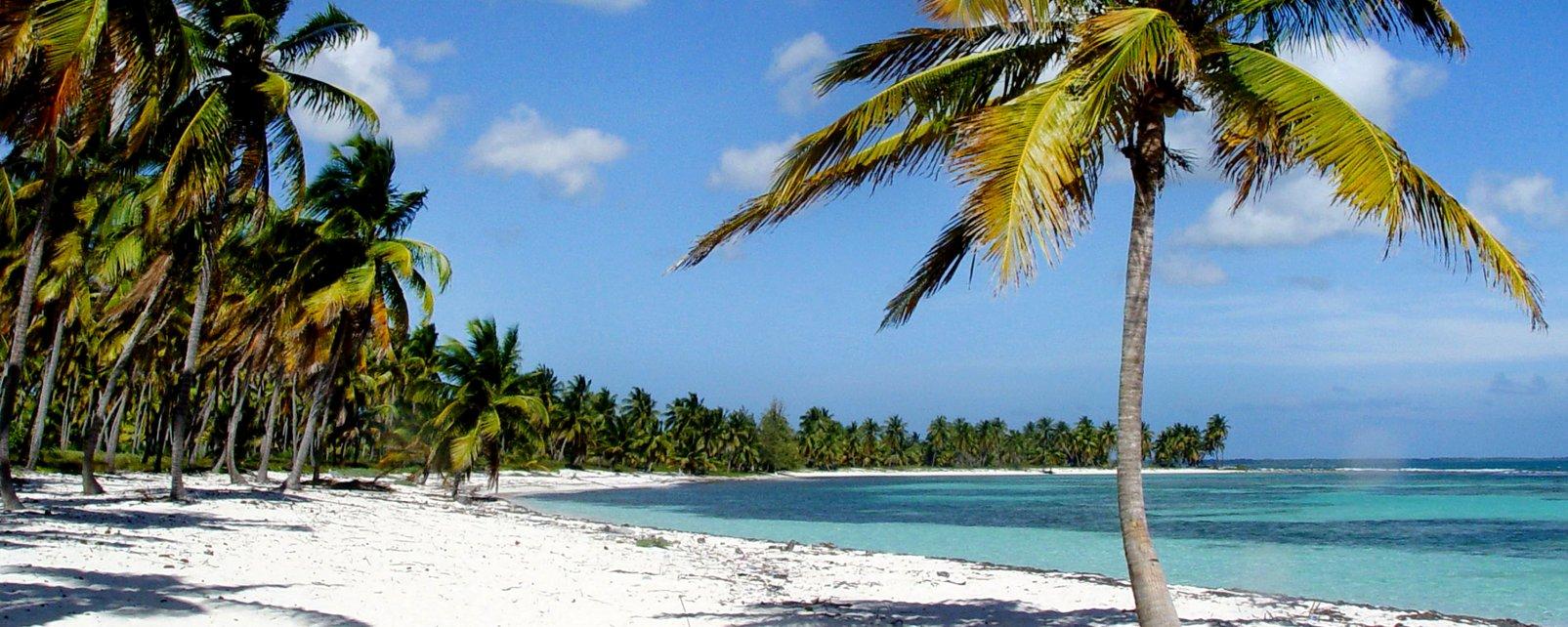 Bayahibe beach, Bayahibe village, Islands and beaches, Bayahibe, Dominican Republic