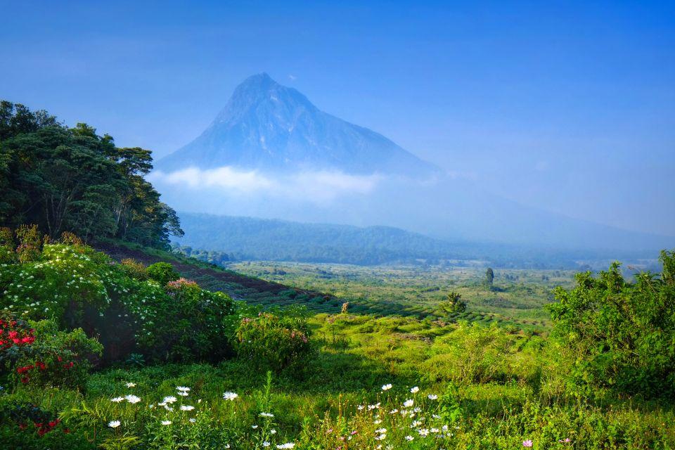 , Virunga national park, Landscapes, The Democratic Republic of Congo