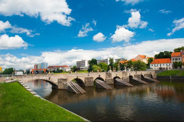 Prasily, Bohemia., Bohemia, Landscapes, Czech Republic