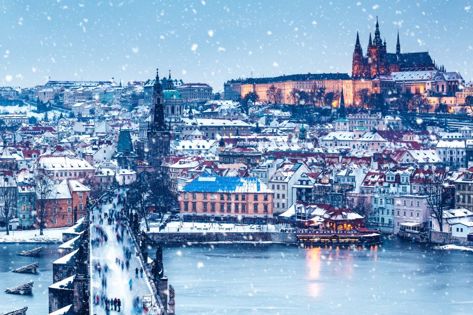Prague, capitale de la Bohême, La Bohême, Les paysages, République tchèque