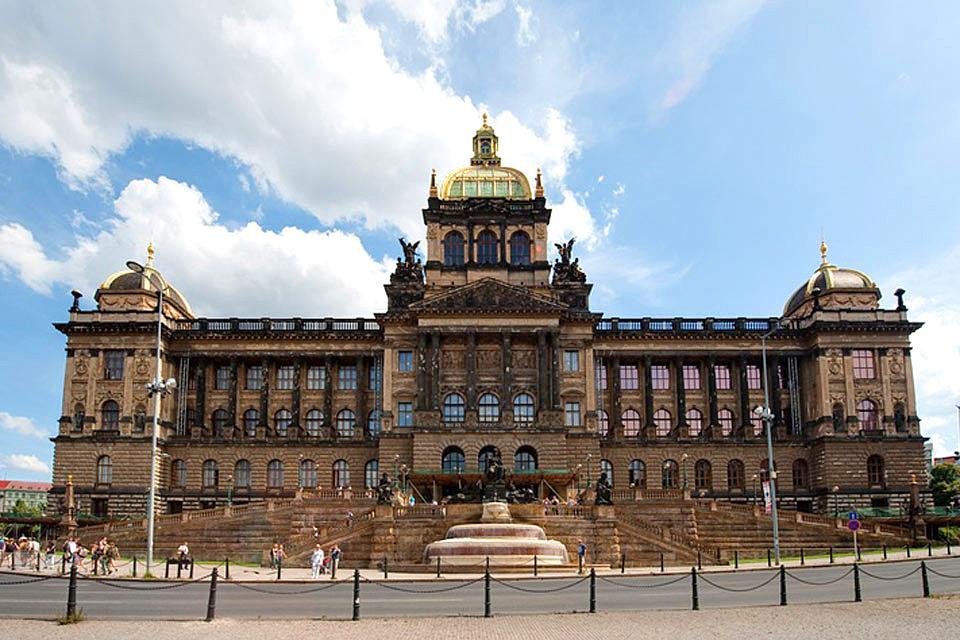 Prague's museums , National museum, Czech Republic. , Czech Republic
