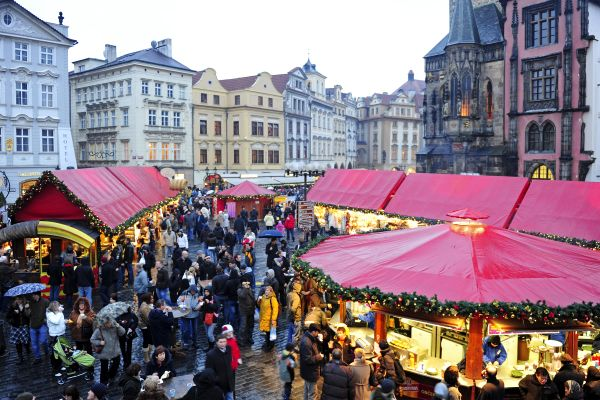 Christmas in Prague., Christmas traditions, Arts and culture, Czech Republic