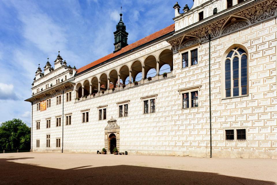 Castles , Czech Republic