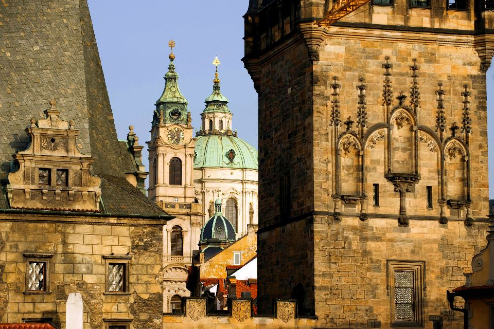 Charles Bridge in Prague , The bridge and superstitions , Czech Republic