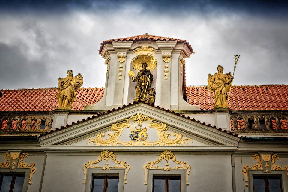Le monastère de Strahov , Restauration baroque , République tchèque