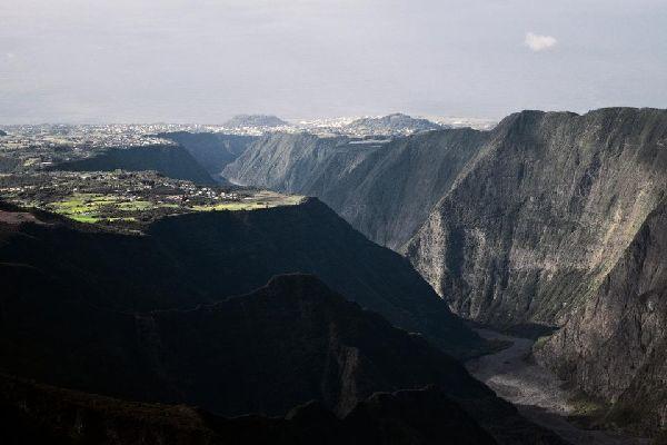 Les Hauts , Les paysages de La Réunion , Réunion