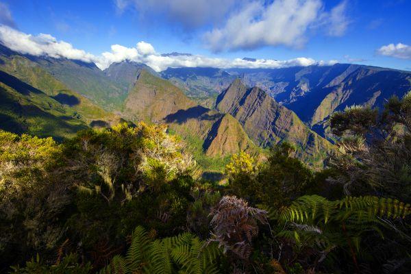 Cirque de Mafate, Landscapes, Saint-Gilles, Reunion