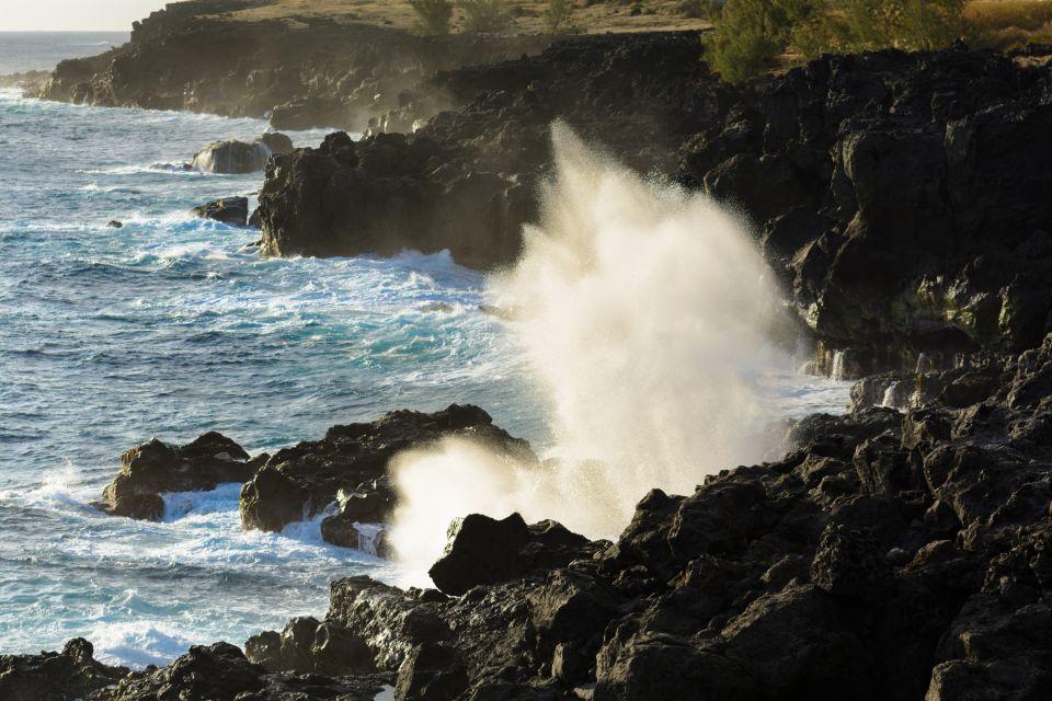 Les côtes, Ile, la réunion, océan indien, saint-leu, leu, océan, nature, souffleur, eau