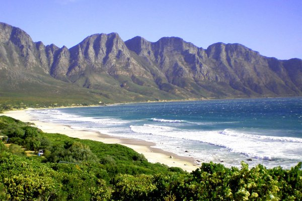 The Northern Cape , The wild coast of the Eastern Cape , South Africa